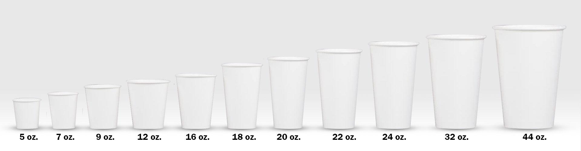 JM Distribuidores - Vasos de papel para bebidas frías