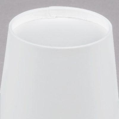 Vaso de papel - diseño apilable