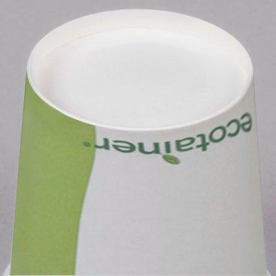 Vasos Econtainer - diseño apilable