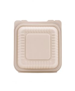 Contenedor Biodegradable 6x6