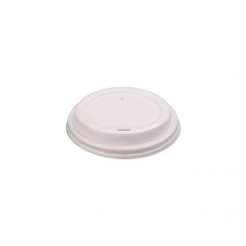Tapa biodegradable para vaso para café - 4 onzas