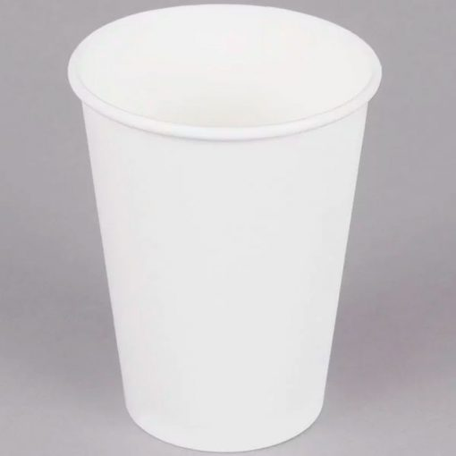 Vaso de papel biodegradable - 12 onzas