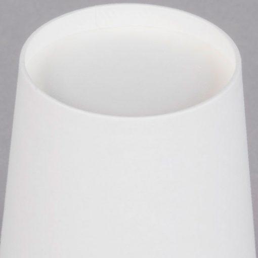 Vaso de papel biodegradable - Diseño apilable
