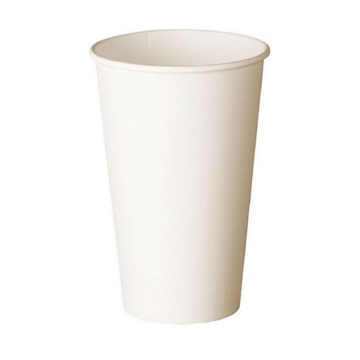 JM Distribuidores - Vasos para café biodegradable de 16 oz