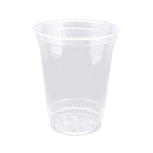 Vaso Transparente Biodegradable y Compostable 16oz PLA
