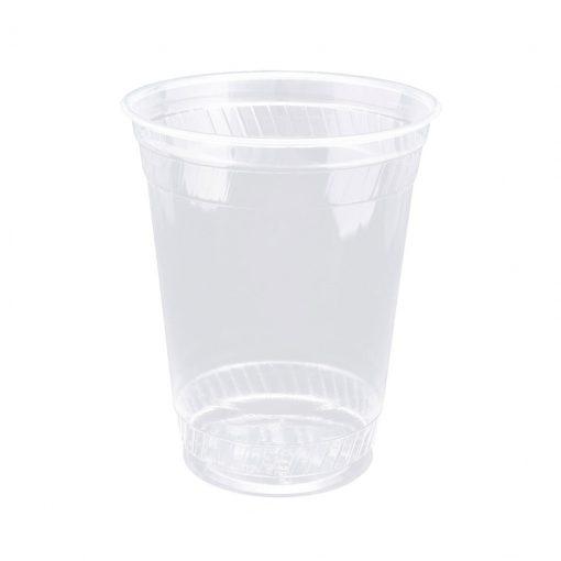 Vaso Transparente Biodegradable y Compostable 16oz PLA