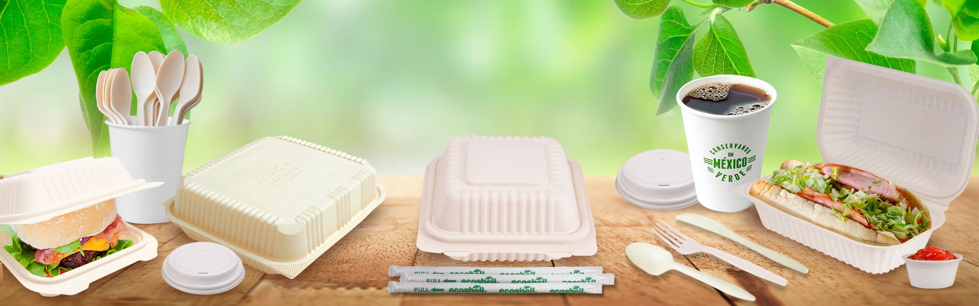 JM Distribuidores - Desechables Biodegradables